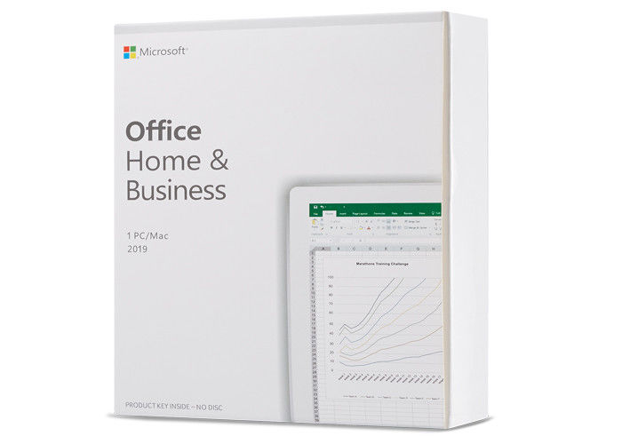 Online Activation Microsoft Office H&B 2019 1PC MAC Word Excel PowerPoint Outlook